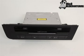 Radio CD / Multimediapanel - Audi A7 -11 4G0035666BX  4G0035666B