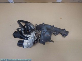 Turboaggregat - VW Golf, e-Golf -10  03C145702C