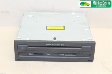 Radio CD / Multimediapanel - Audi A8, S8 -11 4H0 035 670 CX  4H0035670C