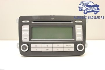 Radio CD / Multimediapanel - VW Golf, e-Golf -08  RCD300 1K0035186AD