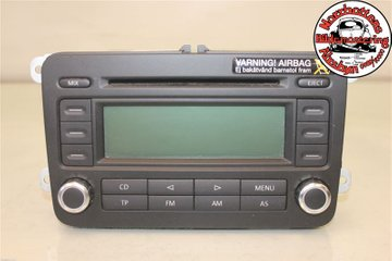 Radio CD / Multimediapanel - VW Touran -06  1K0035186P 1K0035186P