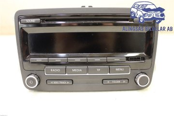 Radio CD / Multimediapanel - VW Amarok -11   1K0035186AN