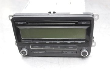 Radio CD / Multimediapanel - VW Golf, e-Golf -10 1K0035186AA BP7647201360