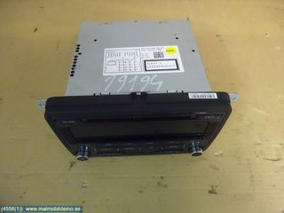 Radio CD / Multimediapanel - VW Golf, e-Golf -12 1K0 035 186 AA