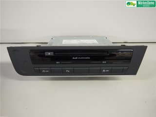 Radio CD / Multimediapanel - Audi A6, S6 -13 4G0035182LX  4G0035182K