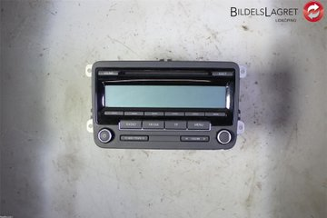 Radio CD / Multimediapanel - VW Polo -11 5M0035186AA 7647202360
