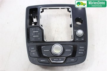 Radio CD / Multimediapanel - Audi A6, S6 -14 4G1919710E 4G1919710E