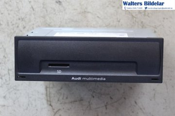 Radio CD / Multimediapanel - Audi A1 / S1 -18 83A035840  83A035840