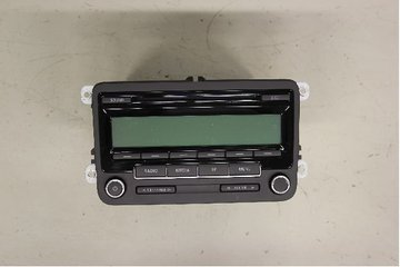 Radio CD / Multimediapanel - VW Polo -10 5M0035186AA
