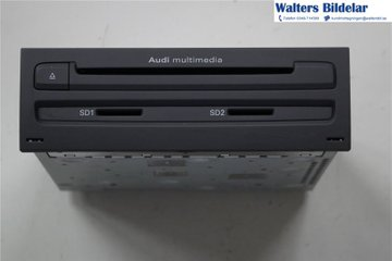 Radio CD / Multimediapanel - Audi A8, S8 -11 4H0035666CX  4H0035666C