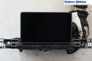 Radio CD / Multimediapanel - Audi A4, S4 -17 8W0919604  8W0919604
