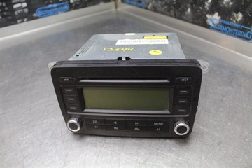 Radio CD / Multimediapanel - VW Passat -06 1K0035186P 9184386151