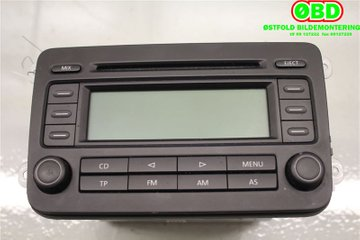 Radio CD / Multimediapanel - VW Golf, e-Golf -05