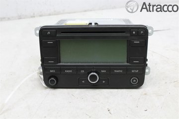 Radio CD / Multimediapanel - VW Touran -06 1K0035191EX  1K0035191E