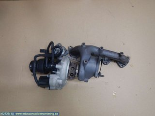 Turboaggregat - VW Golf, e-Golf -11  03C145702C