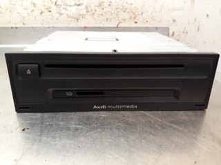 Radio CD / Multimediapanel - Audi A3, S3 -13 8V0035840A CQ-SA11F1AE 8V0035840A