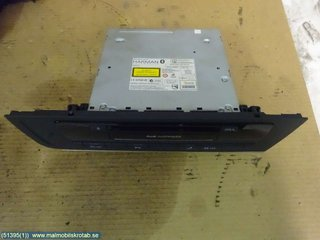 Radio CD / Multimediapanel - Audi A7 -12 4G0 035 670 H