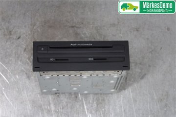 Radio CD / Multimediapanel - Audi A8, S8 -10 4H0035666D  4H0035666D