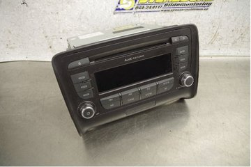 Radio CD / Multimediapanel - Audi TT/TTS/TT RS -07 7646643680