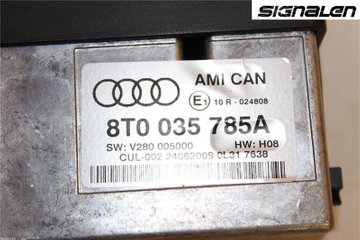 Radio / Stereo Övrigt - Audi A4, S4 -10 8T0057785A 8T0035785A 8T0035785A