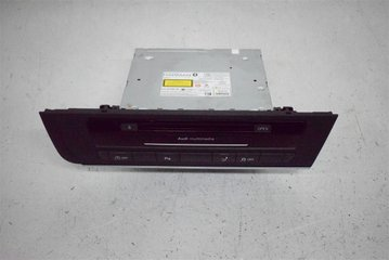 Radio CD / Multimediapanel - Audi A7 -13  4G0035670H