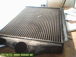 Laddluft / Intercooler Kyl - Volvo 940 -96  B230FK