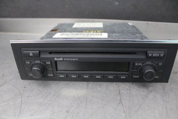 Radio CD / Multimediapanel - Audi A4, S4 -05 8E0035186D 9183978251