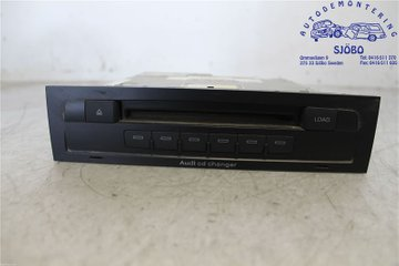 Radio CD / Multimediapanel - Audi Q7 -07 4L0 057 111 A  4L0910111A
