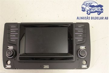 Kontrolldisplay - VW Golf, e-Golf -14 5G0 919 605 D