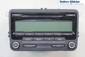 Radio CD / Multimediapanel - VW Polo -11 5M0057187AX  5M0035186AA