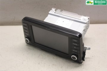 Radio CD / Multimediapanel - KIA Picanto -19 96160G6420ASB  96160G6420ASB