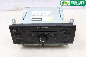 Radio / Stereo - Audi A5 -11 8T1057194AX 8T1057194A