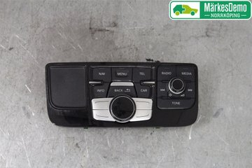 Radio CD / Multimediapanel - Audi A8, S8 -13 4H1919600M 4H1919600H 4H1919600H