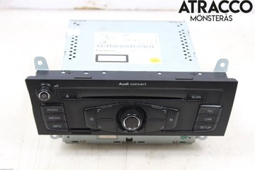 Radio / Stereo - Audi A4, S4 -10 8T1057186PX 8T1057186P