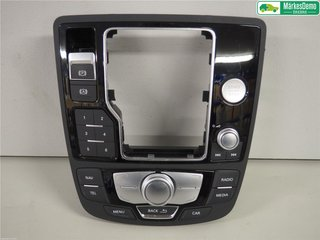 Radio CD / Multimediapanel - Audi A6, S6 -16 4G1919710E  4G1919710E