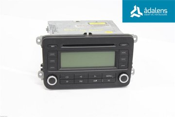 Radio CD / Multimediapanel - VW Passat -06  RCD300 1K0035186P