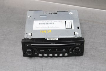 Radio CD / Multimediapanel - Peugeot Partner -09 9664513277