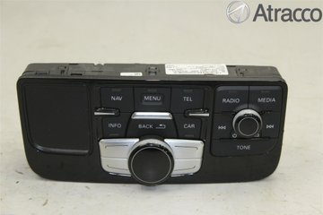 Radio CD / Multimediapanel - Audi A8, S8 -11 4H1919600H  4H1919600