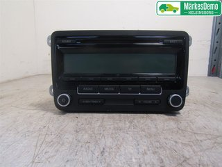 Radio CD / Multimediapanel - VW Golf Plus / Cross Golf -10 5M0057187AX