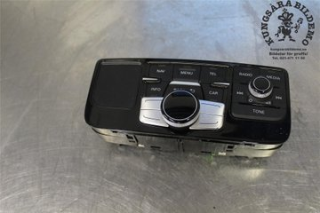 Radio CD / Multimediapanel - Audi A8, S8 -14 4H1919600M  4H1919600H