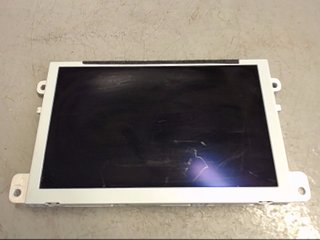 Multifunktionsdisplay - Audi A4, S4 -15 8K1955408A  8R0919604A