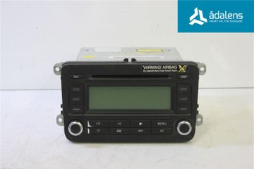 Radio CD / Multimediapanel - VW Passat -06 1K0057186PX RCD300 1K0035186P