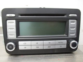 Radio CD / Multimediapanel - VW Caddy -07  RCD300 1K0035186R