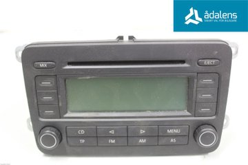 Radio CD / Multimediapanel - VW Passat -06  RCD300 1K0035186L