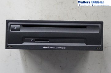 Radio CD / Multimediapanel - Audi A3, S3 -15 8V0035840B  8V0035840B
