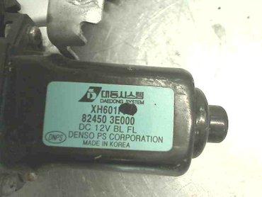 Fönsterhiss elektrisk kompl  - KIA Sorento -04 - W48657