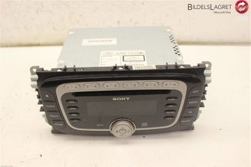 Radio CD / Multimediapanel - Ford Focus -09 7M5T18C939EB  7M5T18C939EB