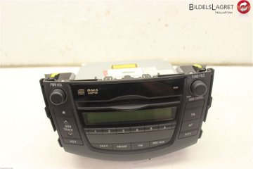 Radio CD / Multimediapanel - Toyota RAV 4 -12 8612042270  8612042270