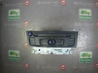 Radio CD / Multimediapanel - Audi A4, S4 -10 8T1035186P