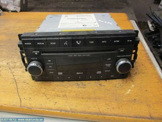 Radio CD / Multimediapanel - Dodge Journey -08  05064924AG